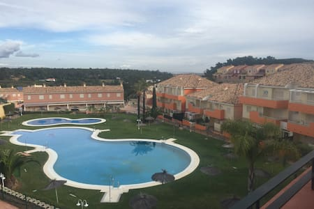 Apartamento en campo de golf - Appartement