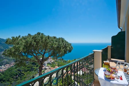 Love Superior Studio, Parking, WiFi Centre Village - Ravello - Apartment