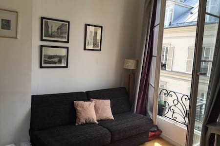 Le Marais -  Place des Vosges - cosy studio - Paris - Apartment