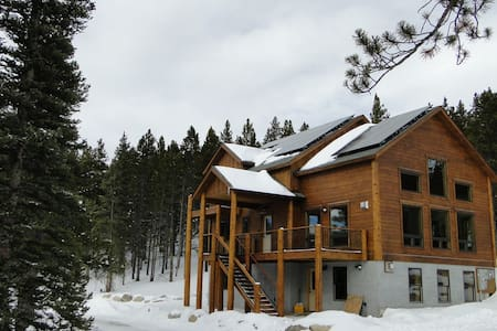 Chessetts Lodge - Near Breckenridge - Alma