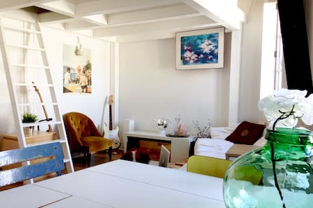 Artist appartment at the heart of Barritz - Biarritz - Apartmen