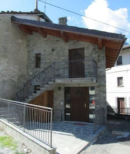 Casetta per riposarsi in montagna - House
