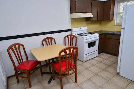 Extended Stay fully Furnished Apt - Apartamento