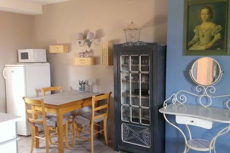 Appartement coquet climatisé 55 m² - Dům