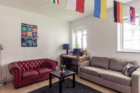1 cosy bedroom in flat @ Hoxton/Shoreditch, London - London - Apartment