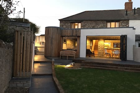 Luxury Character Cottage, Cornwall - Hus