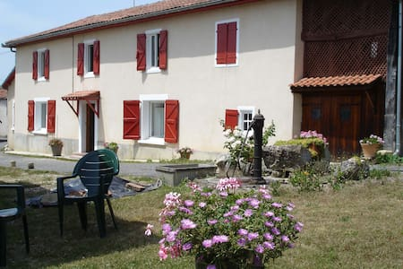Beautiful house and outbuildings for 8 people - Boulogne-sur-Gesse