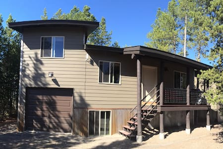 Home away from home - West Yellowstone - House