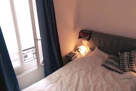 Luminous fully-furnished Parisian apartment! - Paris - Apartment