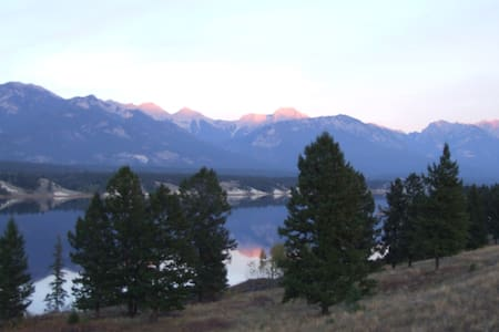 Lakefront with beach access - Invermere - Maison