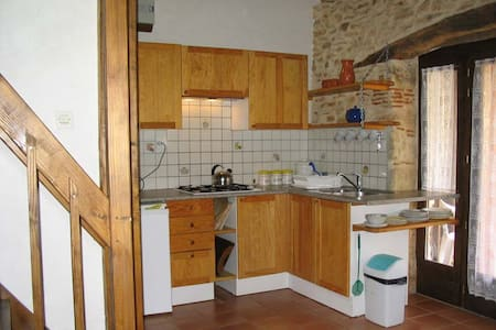 Studio in converted barn, rural location - Guesthouse