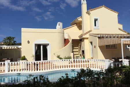 La Manga Club. Private 4 bedroom villa with pool. - Hus