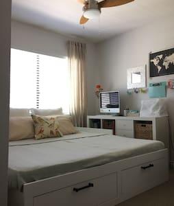 Modern Bedroom w/ Private Bath - La Habra - Townhouse