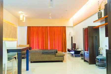 Cozy Private Room In an Apartment - Mapusa