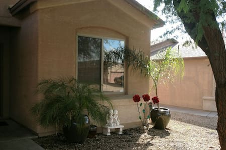 Amazing modern house - Tucson - Huis