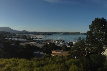 Downtown Sausalito w/ Great View
