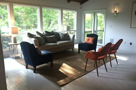 Secluded Ranch Style Home, Millbrook,NY - Ev