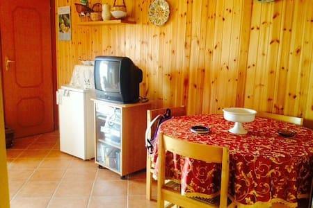 Delizioso appartamento in montagna - Apartment