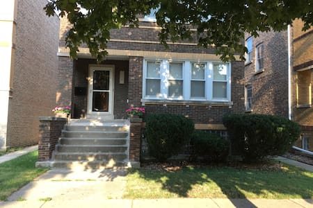 Beautiful west suburbs house - Berwyn - Lägenhet