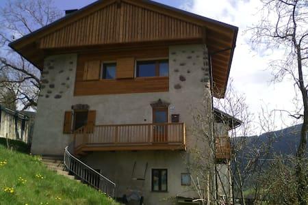 Antico Maso nella valle incantata - openspace - Sant'Orsola Terme - Hus