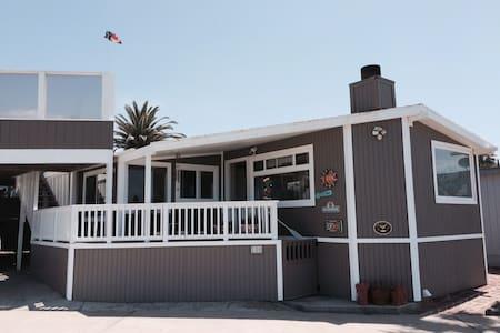 Baja Mexico So. Rosarito Beach House, 34kM South - Rosarito - Hus