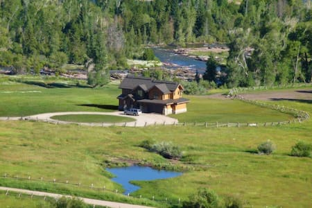 Crystal Ranch Lodge - Stuga