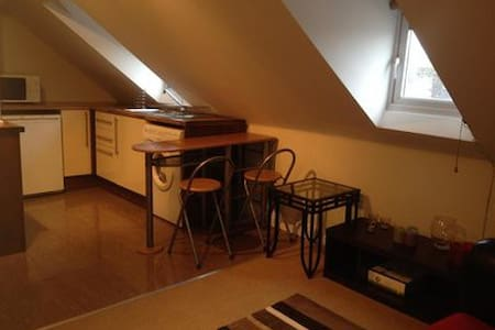 Compact City Centre Apartment - Cork - Wohnung