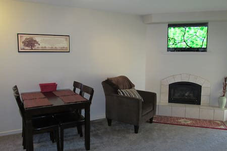 Lakeiside Retreat, Snowbasin & Pineview Resevoir - Huntsville - Condominium