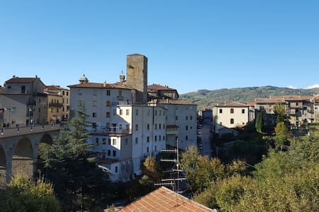 apartment in Santa Fiora Tuscany - Wohnung