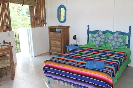 Casa Tortuga Azul - Yelapa - Huoneisto