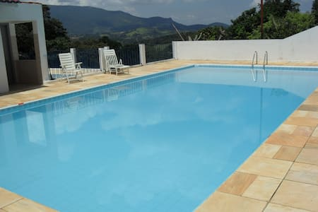 Chácara do Alemão - Extrema/Mg - Extrema - Wikt i opierunek