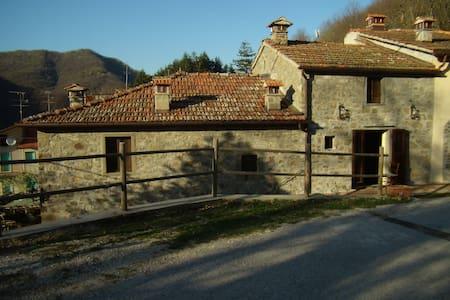 Accantoalbosco Casa Bani - Frassignoni - Casa