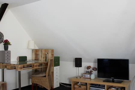 Helle, schöne & zentrale Wohnung - Appartement