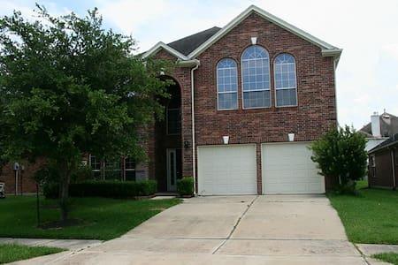 5 Bedroom Home close to Katy, Sugar Land, Houston - Richmond - Casa
