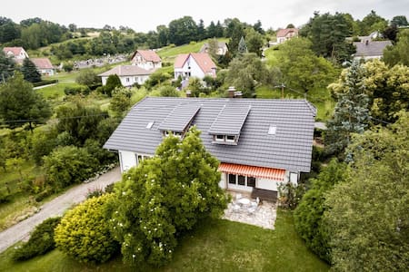 Maison de style vosgien dans village calme - Bourbach-le-Bas - House
