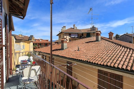 Central bright and confortable - Stresa - Appartement