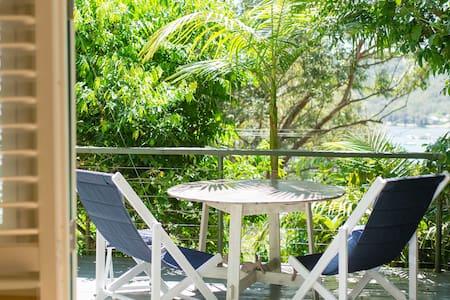 Secluded romantic bush  getaway - Hardys Bay - Haus