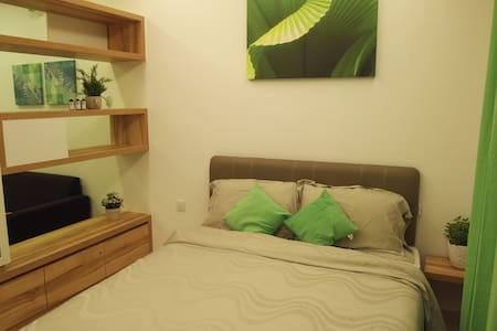 Comfy studio, Local food & lifestyle, 15min to KL - Apartment