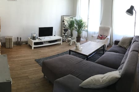 Appartement de charme Brest Saint Louis - Apartamento