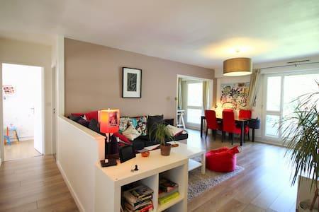 Chambre avec lit 2 places - Sainte-Luce-sur-Loire - Apartamento