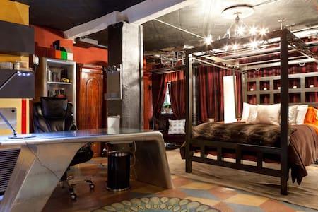 Spacious Room in a Spacious apt.