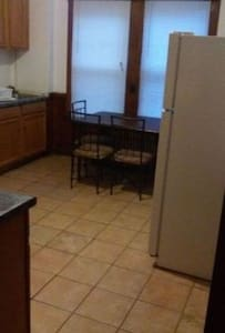 Trendy Area Rm with AirBed Near T! - Boston
