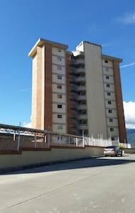 Habitacion espaciosa e iluminada - Caracas - Apartament