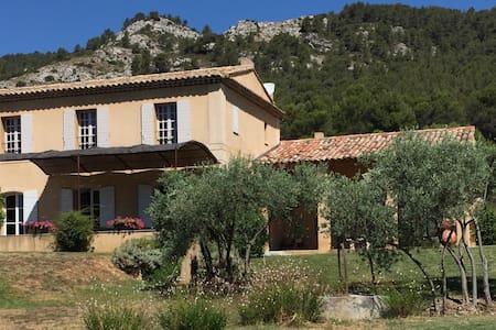 A Classic Provencale Bastide with panoramic views. - Villa