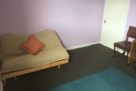 Private Room with Sofabed/Futon - Loanhead - Apartment