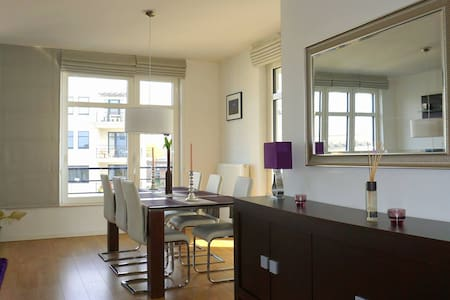 Room in brand new trendy apartment, top location - Forest - Wohnung