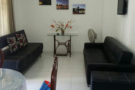 Apartment in the Rodadero - Santa Marta - Leilighet