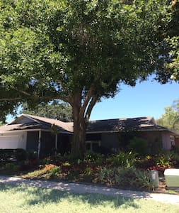 Home Away From Home - Palm Harbor - Casa