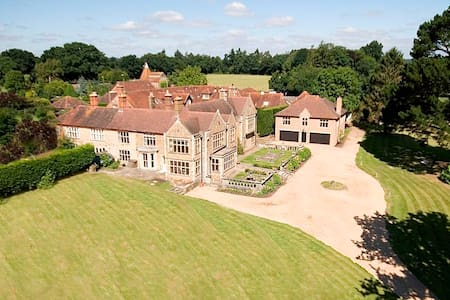 The Lodge at Standford Grange, sleeps 6 - Casa
