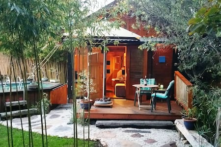 Paradise Private Zen-Garden Studio - House